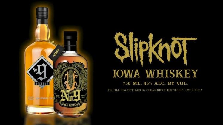 Slipknot Whiskey