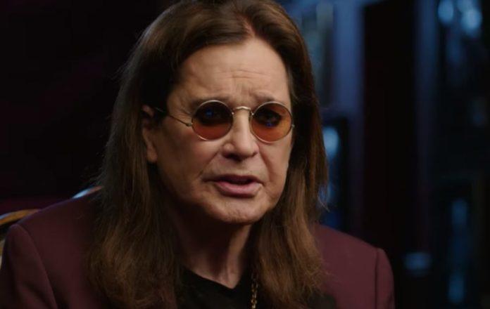 Ozzy Osbourne 2019