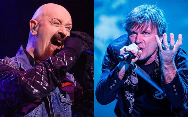 Rob Halford Bruce Dickinson