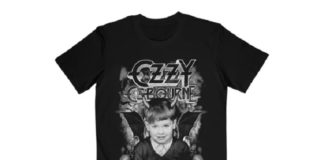 Ozzy Osbourne Baby T-Shirt