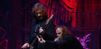 Geezer Butler Ronnie James Dio