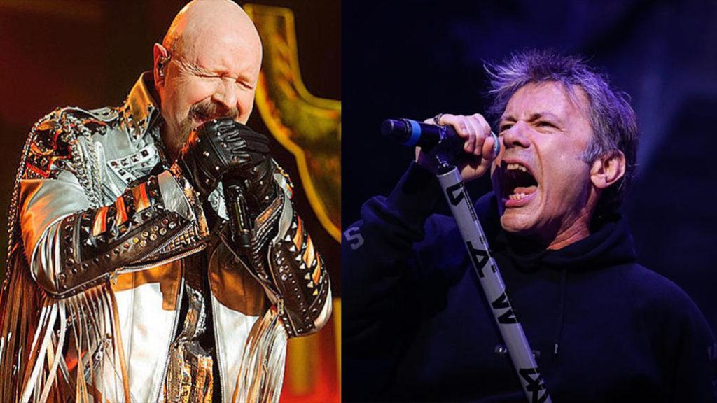 Iron Maiden and Judas Priest